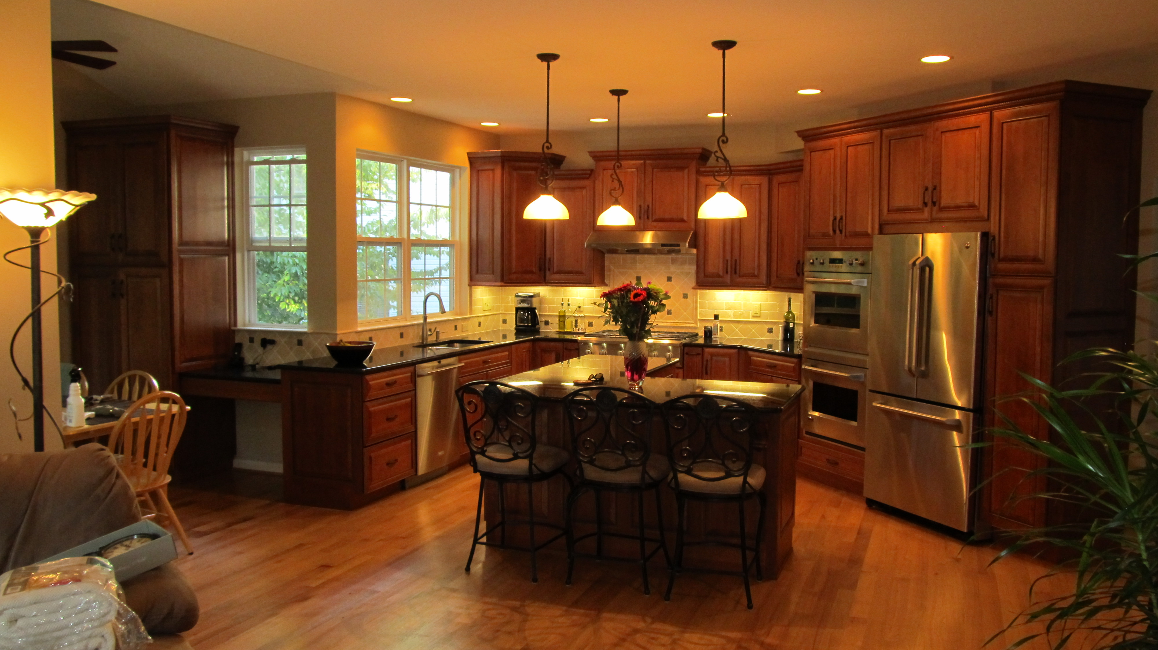 kitchen renovations remodeling sykesville ellicott city md