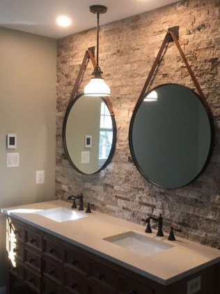 bathroom renovations sykesville md
